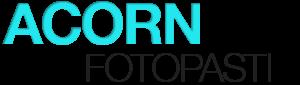 Fotopasti-acorn.cz, logo